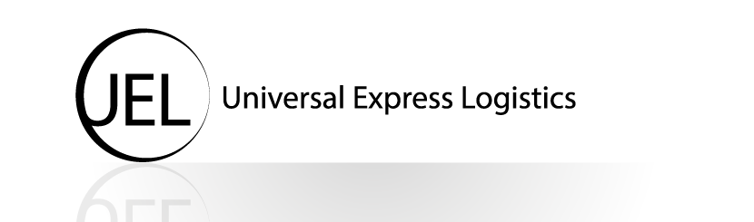 Universal Express Logistics Logo